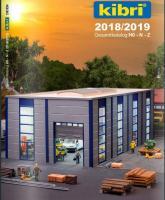 99904 Kibri H0, N, Z Gesamtkatalog 2020/2021/2022 DE/EN