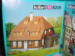 """H0 Haus """"Mühlenweg""""  125x100x100mm"""