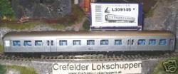 """""""Silberling"""" Eilzug- + Nahverkehr-Wagen DB 1./2.Kl.Ep.3 1:87"""