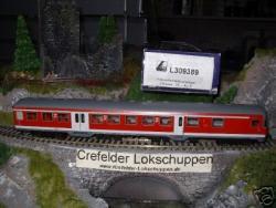 """Silberling"" Regionalbahnsteuerwagen 50 80 22-53 805-1 DB AG"