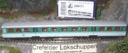 Regionalbahnwagen 1./2.Kl. Typ Silberling DB AG Ep.V 1:87