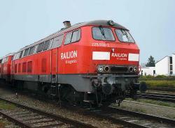= Diesellok BR 225 032-2 Rail                [UVP 218.00]
