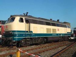 = Diesellok BR 217 014-0, DB,                [UVP 218.00]