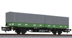 H0 Containertragwagen Lgjs 571 DB EpIV Sped.Pfab [UVP 68.00]
