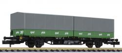 N Containertragwagen Lgjs 571 DB Ep IV          [UVP  76.00]