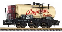Spur N 3-a Kesselwagen Dujardin DRG Ep II ##NH2015[UVP 60.00