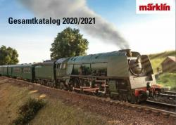 15704 Märklin-Katalog 2019/2020 DE  446 Seiten