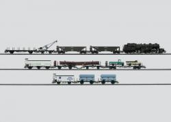 Bayrischer Güterzug Epoche II digital