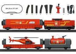 H0 Startpackung Feuerwehr          NH2019       [UVP 099.99]