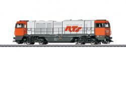 H0 Schwere Diesellok G 2000 RTS    NH2019       [UVP 349.99]