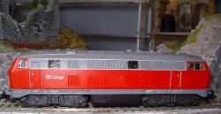 H0~BR216 139-6 DB Cargo[199,00](lagert in Bayern)leicht gebr