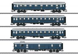 Schnellzugwagen-Set zur BR E17 DB [229.99]