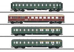 H0 Personenwagen-Set DB LED-InnenbeNH2018 MHI  I[UVP 279.99]