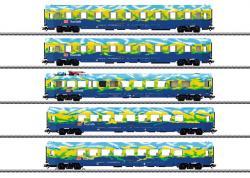 H0 Personenwagen-Set Touristik-Zug NH2019 MHI###[UVP 399.99]