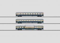 Wagen-Set Rheingold 1962 Set Nr.1 MHI2012[UVP 199,95]gebrauc