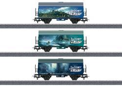 H0 Güterwagen-Set Verschiedene L   NH2020       [UVP 049.99]