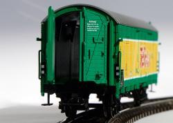 H0 Ged.Güterwagen Glt DB Knorr Ep 3 SoNH2020MHI [UVP 036.99]