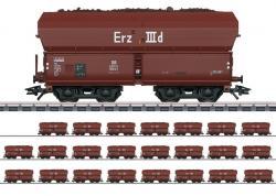 H0 Erz IIId-Set DB SelbstentladewagenNH2019 Ep.3[UVP 887.76]