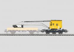 H0 Kranwagen 4671 + Beiwagen 4471 [C1] leicht gebraucht