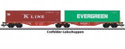 H0 Doppel-Tragwagen DB Cargo       NH2018       [UVP 094.99]