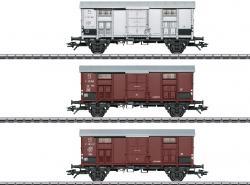 H0 Set 3 Spitzdachwagen zur BR 92    NH2019 MHI [UVP 099.99]