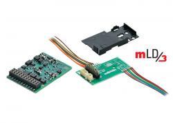 H0 mLD/3 mit Leiterplatte       mfx, DCC NH2015 [UVP 039.99]
