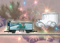 H0 Weihnachtswagen                 NHAus15   ###[UVP 031.99]