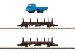 Spur Z Wagenset Fahrzeugtransport DNH2019       [UVP 089.99]