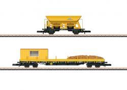 Spur Z Wagenset Bahnbau DBG        NH2019       [UVP 079.99]