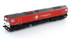 H0 Class 66 Crossrail                           [UVP 154.90]