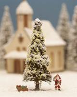 HO Weiße Weihnacht           baum b                _H0