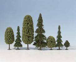 N     Mischwald, 25 Bäume, 6,5 - 15  15       Spur_H0/TT