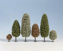 N     Frühlingsbäume, 10 Stück, 6,5 6,5           Spur H0/TT