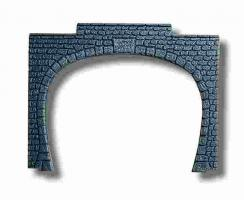 N Tunnel-Portal,Kunstst.2-gl.g, 9,5            Spur_N (Z)