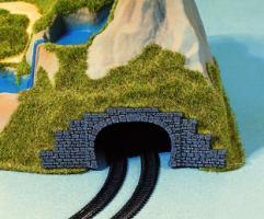 Z Tunnel-Portal,Kunstst.2-gl g, 12