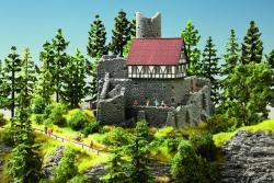 H0 Burg Ehrenfels       ###        34x29x26,5cm