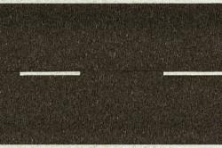 Autobahn, grau, 100 x 7,4 cm