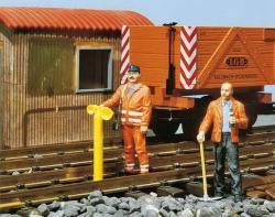 Spur G 2 Gleisbauarbeiter               Spur_G [UVP   28.99]