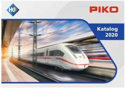 99500 Piko H0-Modellbahn u.Gebäude Katalog 2020 452 Seiten