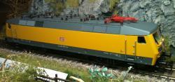 H0 = E-Lok BR 120 160-7 DB AG SOUND NH2020 Shophändlerlok
