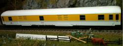H0 Messwagen Schallmessung DB NH2020 [UVP  49.99]......