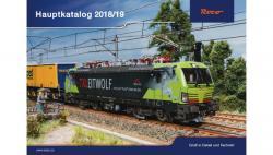 Roco Spur H0 Katalog2018/2019 258 Seiten (80118)
