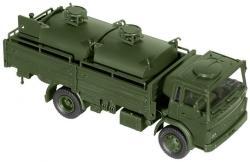 H0 Magirus Tankaufbau BW                        ###  012.30]