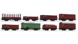 H0 8-er Güterwagenset CSD Ep III      NH2018   [UVP  061.90]