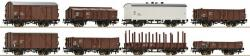 H0 Güterwagenset ÖBB 8tlg.       NH2015         ###  061.90]