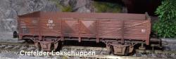 off.Güterwagen 672 412 O 10 DB Ep3 gealtert(lagerd in Bayern