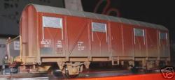 Ged. Güterwagen Gos 140 4 329-7 gealtert               47717