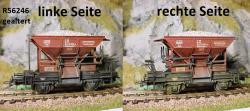 H0 Talbot-Schotterwagen gealtert DBAG 942