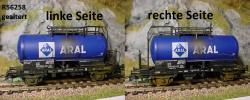 H0 Kesselwagen gealtert  ARAL DB Ep.IV