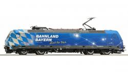 =  E-Lok BR146 246-4 Bahnland Bayern  NH2014 ## [UVP 244.00]